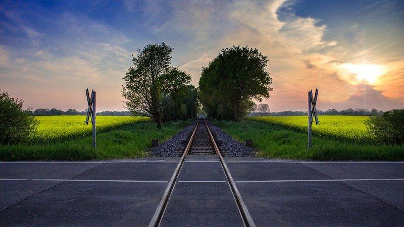 przejazd kolejowy